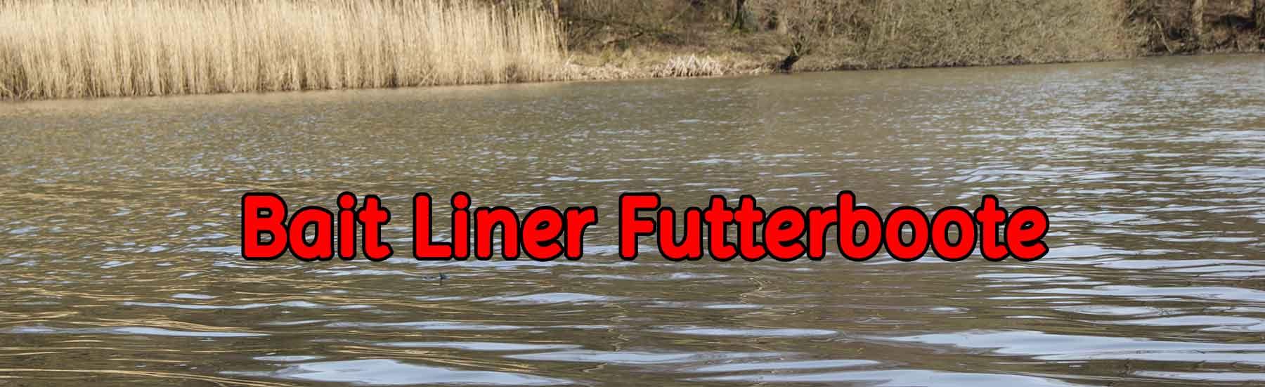Bait Liner Futterboote