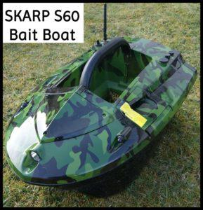 Futterboot und Baitboat