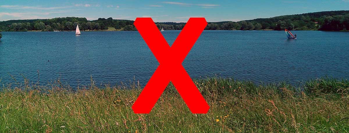 Sind Futterboote verboten?